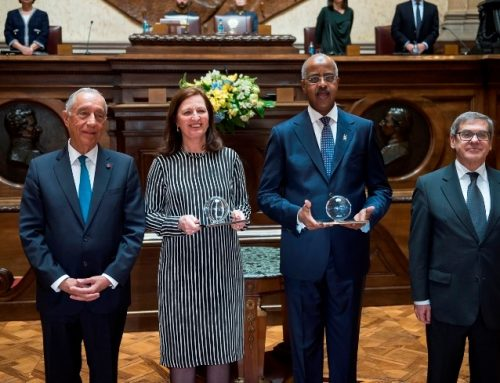 XXIII Award Ceremony of the NS Centre Prize of the Council of Europe